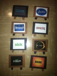 Creative Name Plates For Doors | www.imgkid.com - The ...