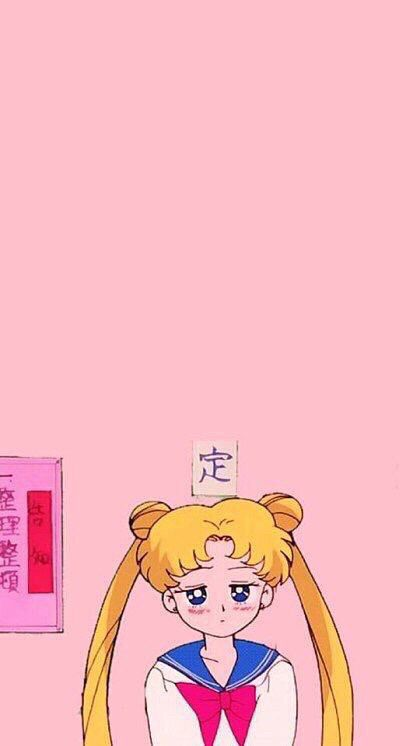 Rude Girl Wallpaper Got Sent Out The Hall Again Usagi Chan Xd Bishoujo