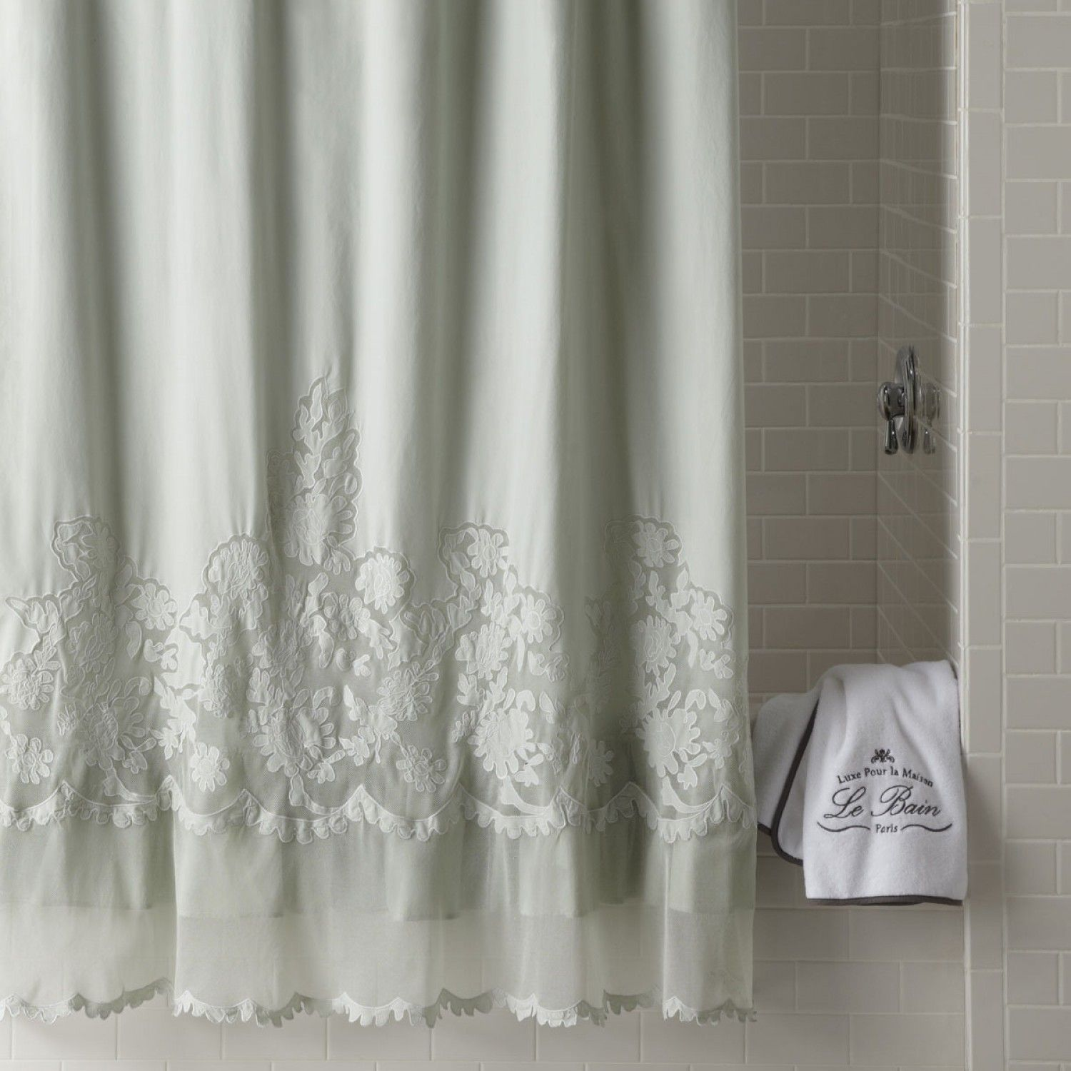 Best shabby chic shower curtains target