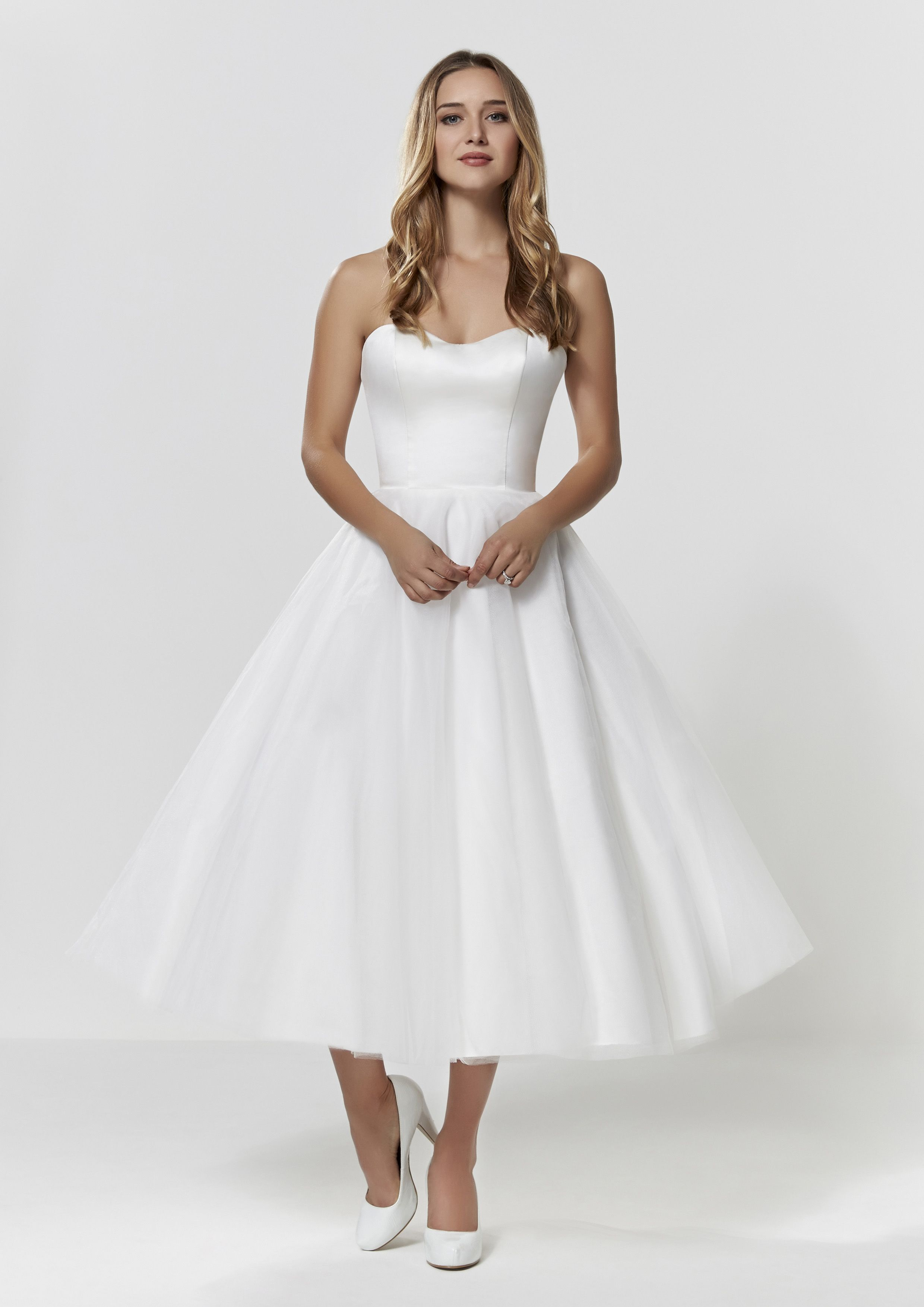 short tulle wedding dress Short Tulle Wedding Dress Check out our Custom Pin Options CustomWeddingDress