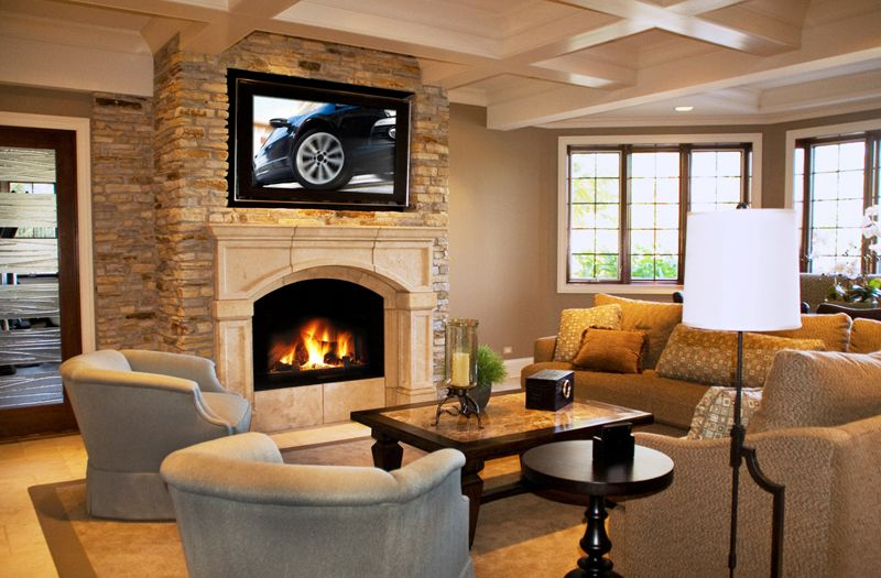 78 Best Images About Family Room On Pinterest | Vintage Home Decor