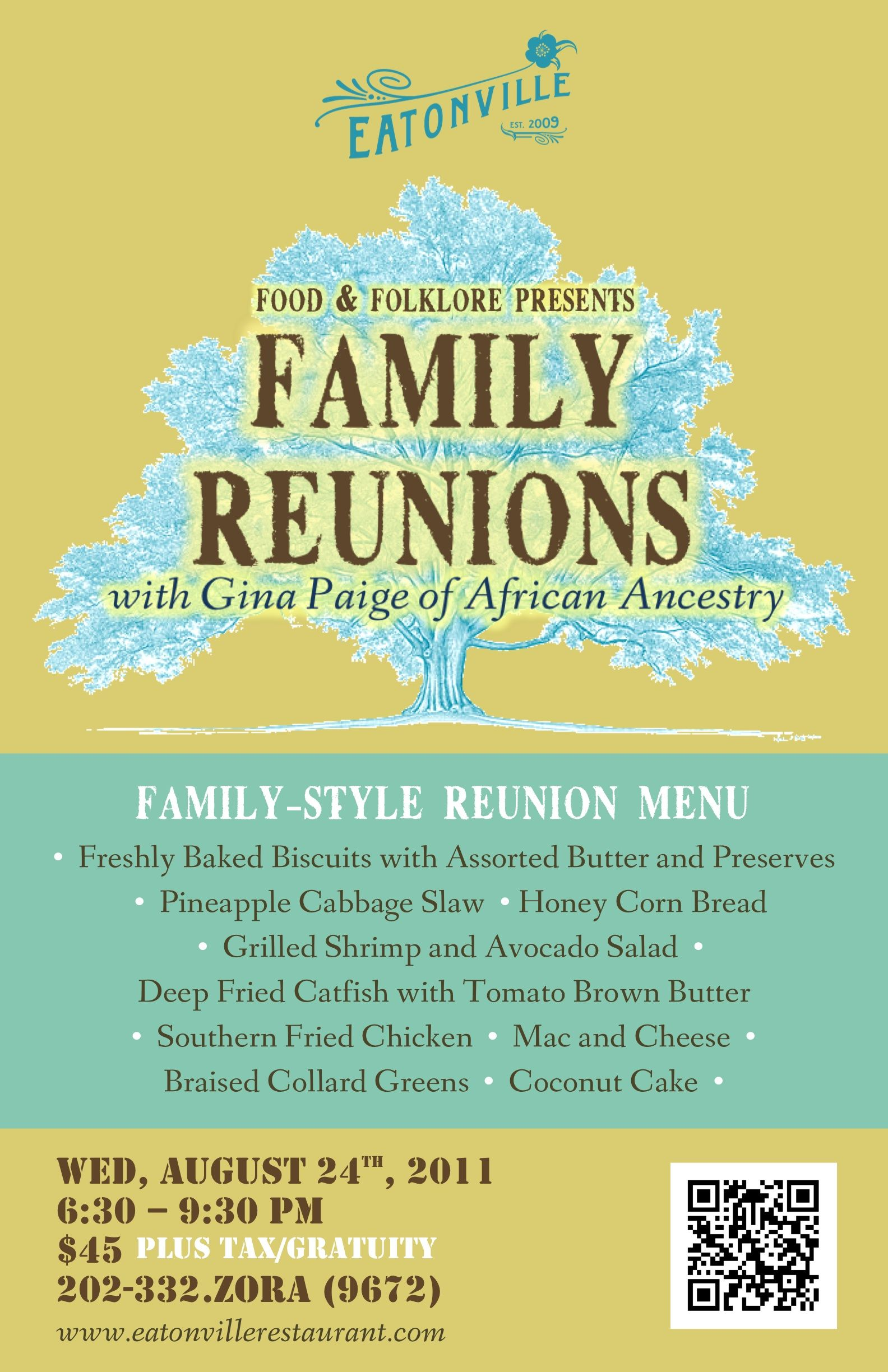 African american family reunion family_reunion _f_ poster