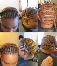 Braid Pattern for Crochet braids ~TnC~ | Locs | Pinterest ...