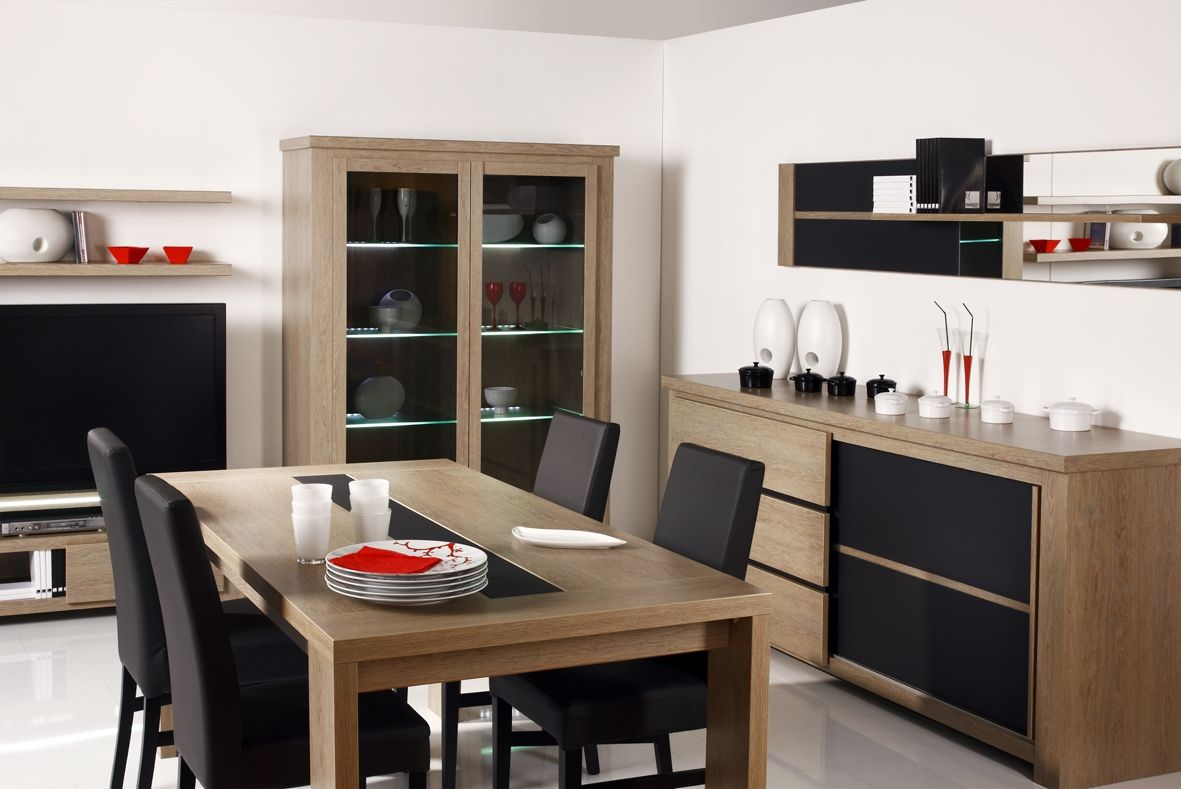 kitchen tables with storage Furniture For Dining Room With Modern Buffet Dining Table Glass Dining Cabinet Storage Wooden Table Dining