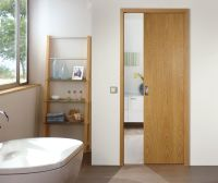 Sliding Pocket Doors Bathroom | BAD | Pinterest | Oak ...