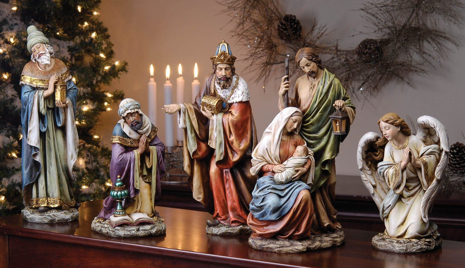 Home Interior Nativity Set 5260 15 Christmas Nativity Sets Design Ideas For This Year