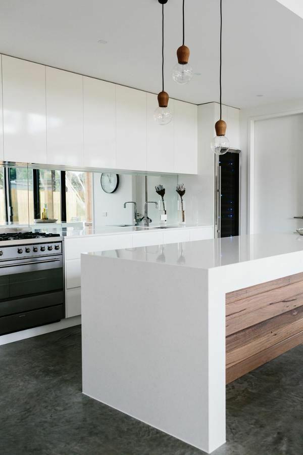 Moderne Küchen kochinsel maße beleuchtung Küche Pinterest - kuche beleuchtung