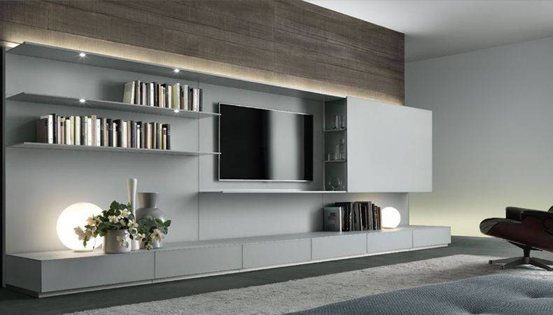 Rimadesio Designer Furniture - Abacus Wall Unit - Rimadesio - designer wall unit