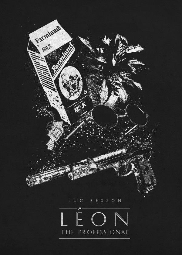 Cool Iphone Wallpaper Ideas Leon The Professional By Retina Creative Wallpaper And