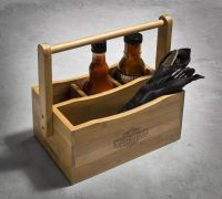 This summer's Bamboo Condiment Holder totes picnic ...