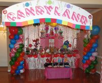 What are some Candyland decoration ideas for a party ...