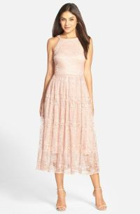 Tea Length or Midi Length Dresses for Weddings | Eva ...