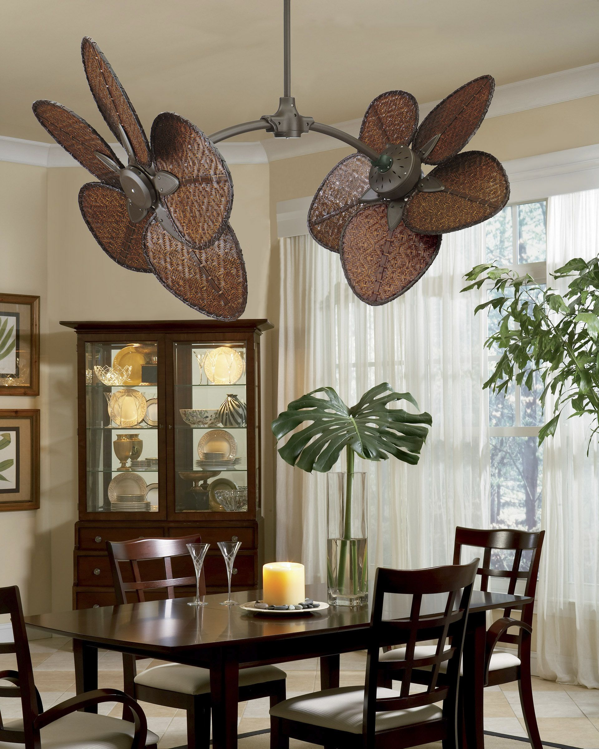 Cool Room Fans Feel The Breeze Cool Down Your Dinning Room With This