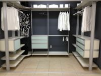 Modern walk in closet without doors, customizable http ...