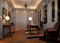 Study neoclassical interior lighting design | Favorite ...