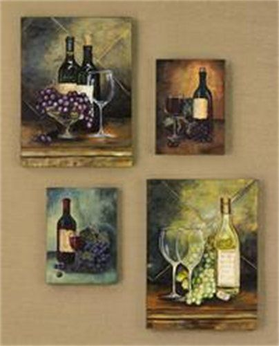Love grapes and wine kitchen decor! Always reminds me of  - wine themed kitchen ideas
