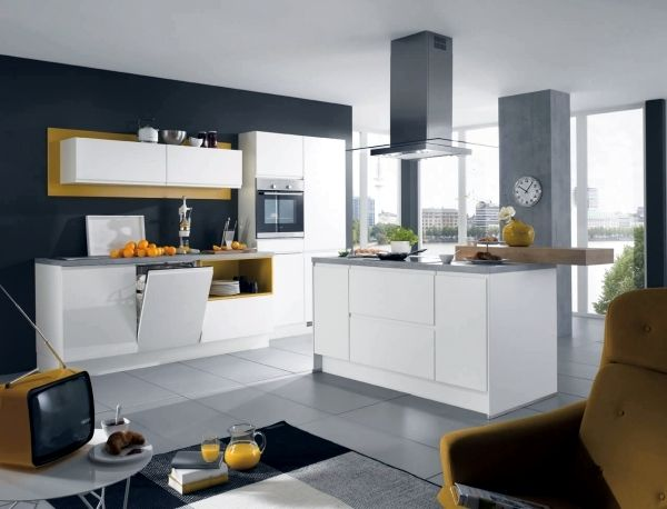 20 Modern Kitchen Designs The Highest Quality Of Nobilia Mutfak   Moderne  Kuchen Designs Nobilia