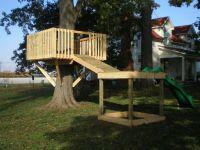 Treehouse Plans With A Slide | www.pixshark.com - Images ...