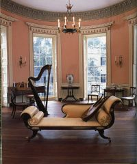 civil war home interiors | russell home at 51 meeting ...