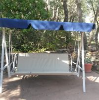 Patio Swing SLING Replacement for seat   Lowes Patio Swing ...