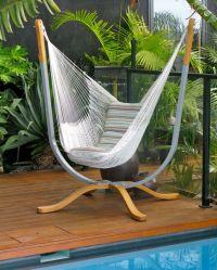 compact indoor hammock stand   Hammock   Pinterest ...
