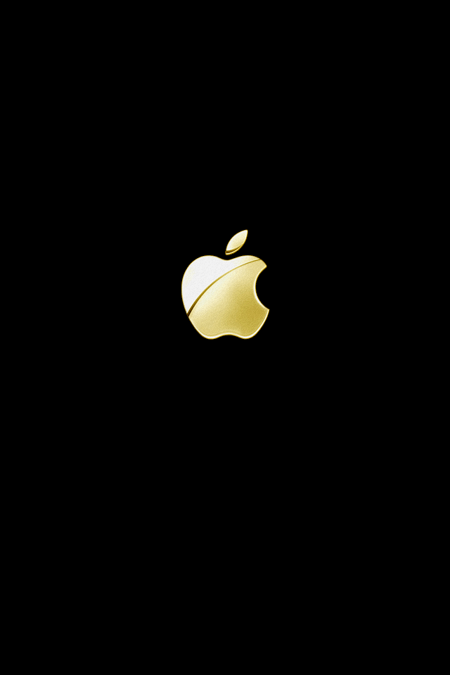 Cellphone Wallpaper Hd Quote Gold Apple Logo Bing Images Apple Love Pinterest