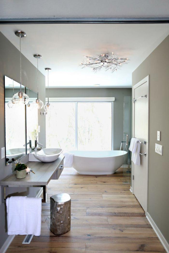 bodenbelag design badezimmer leuchter pendelleuchten Raumnutzung - badezimmer bodenbelag