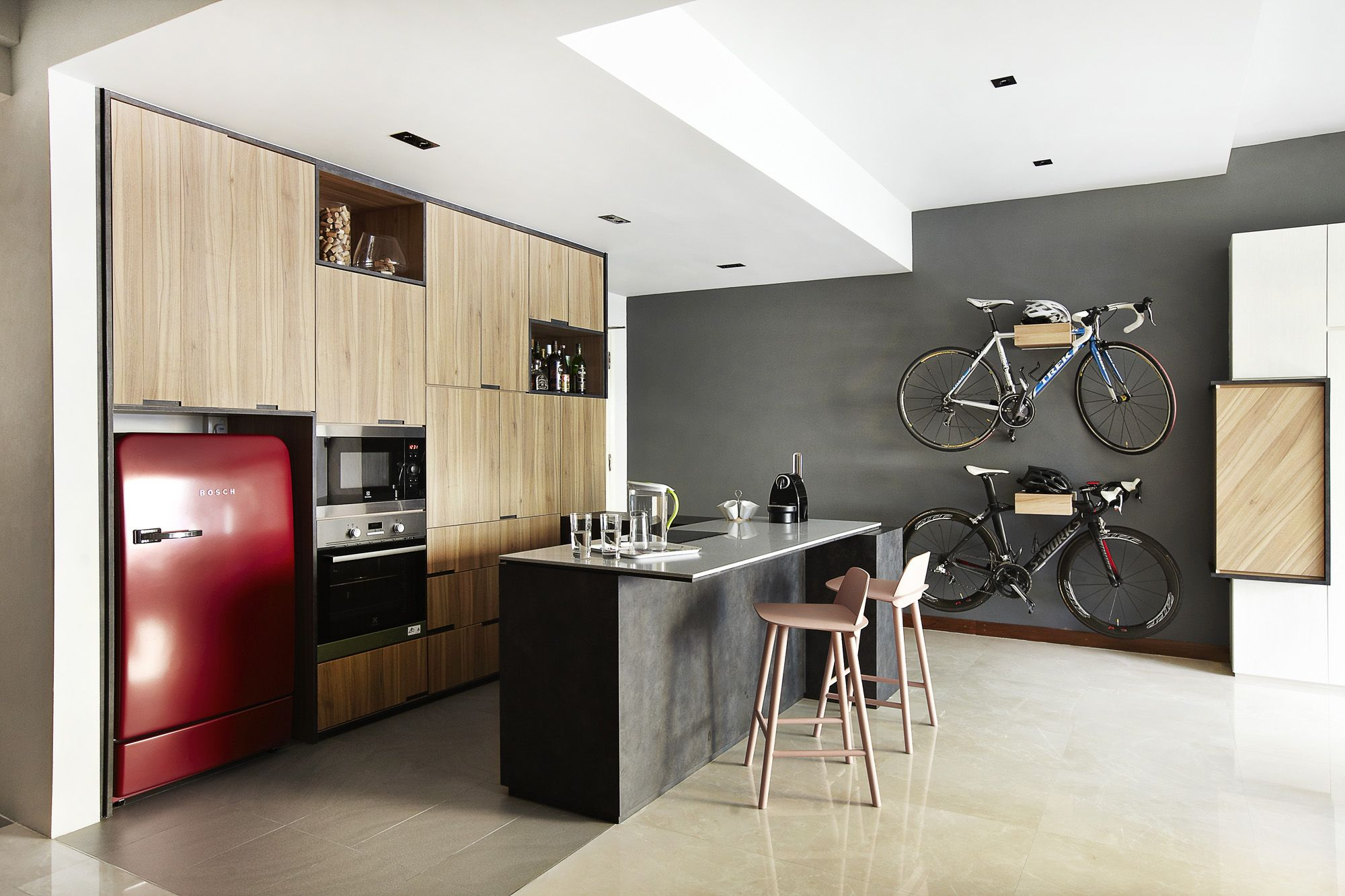 Kitchen Cabinet Price List Singapore Euro Asia Park Dry Kitchen Area Home And Decor Singapore