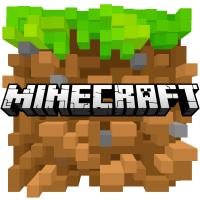 minecraft | Minecraft pe Logo Minecraft pe Ios Minecraft ...