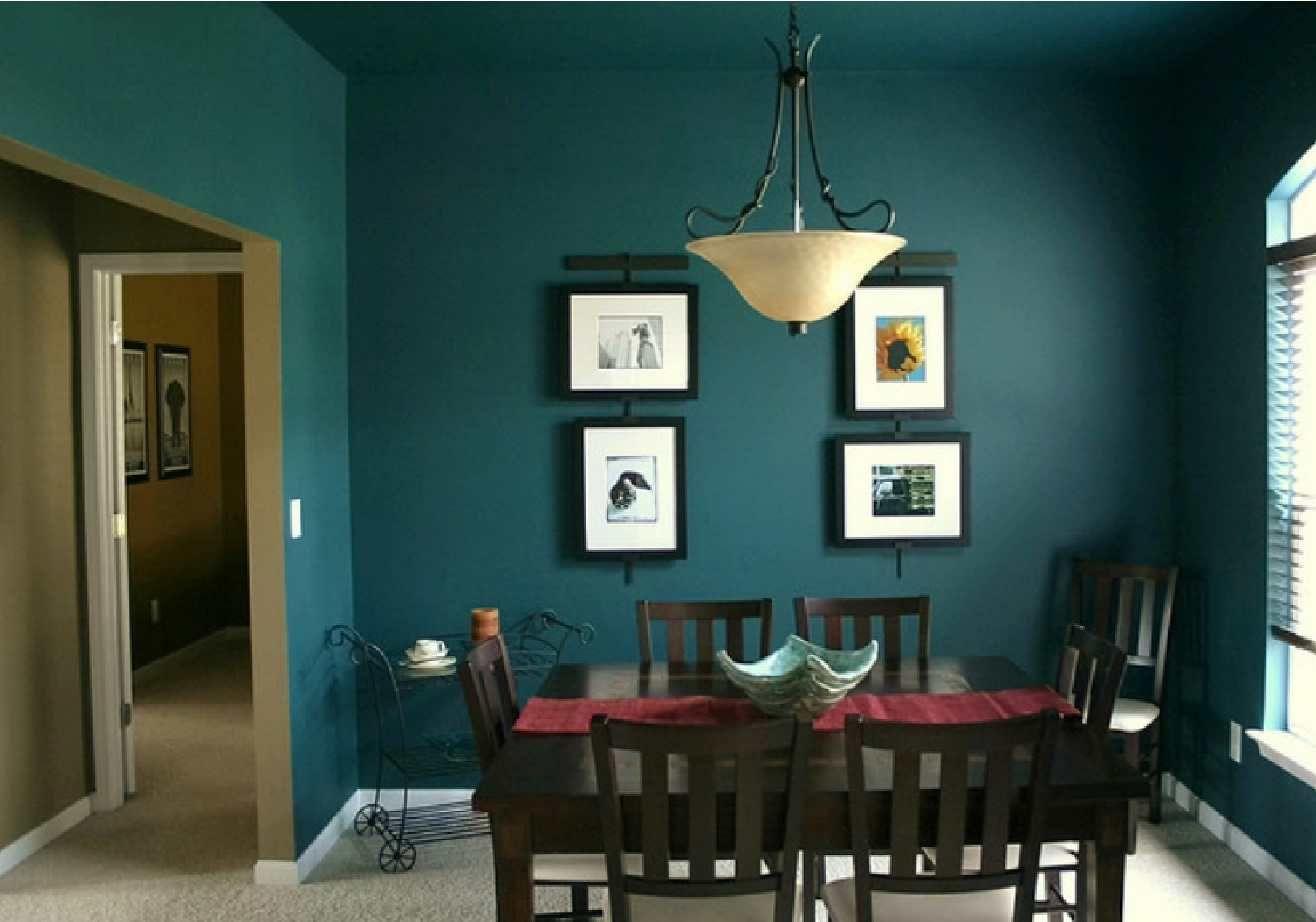 Blue bedroom color fantastic dark green color in the dining room best living room design gallery