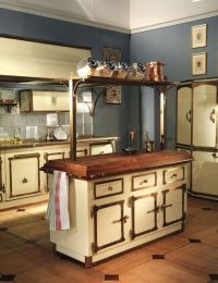 Moveable Kitchen Islands for Small Kitchen Space : Classic ...