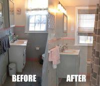 Pink And Grey Bathrooms - Bathroom Design Ideas