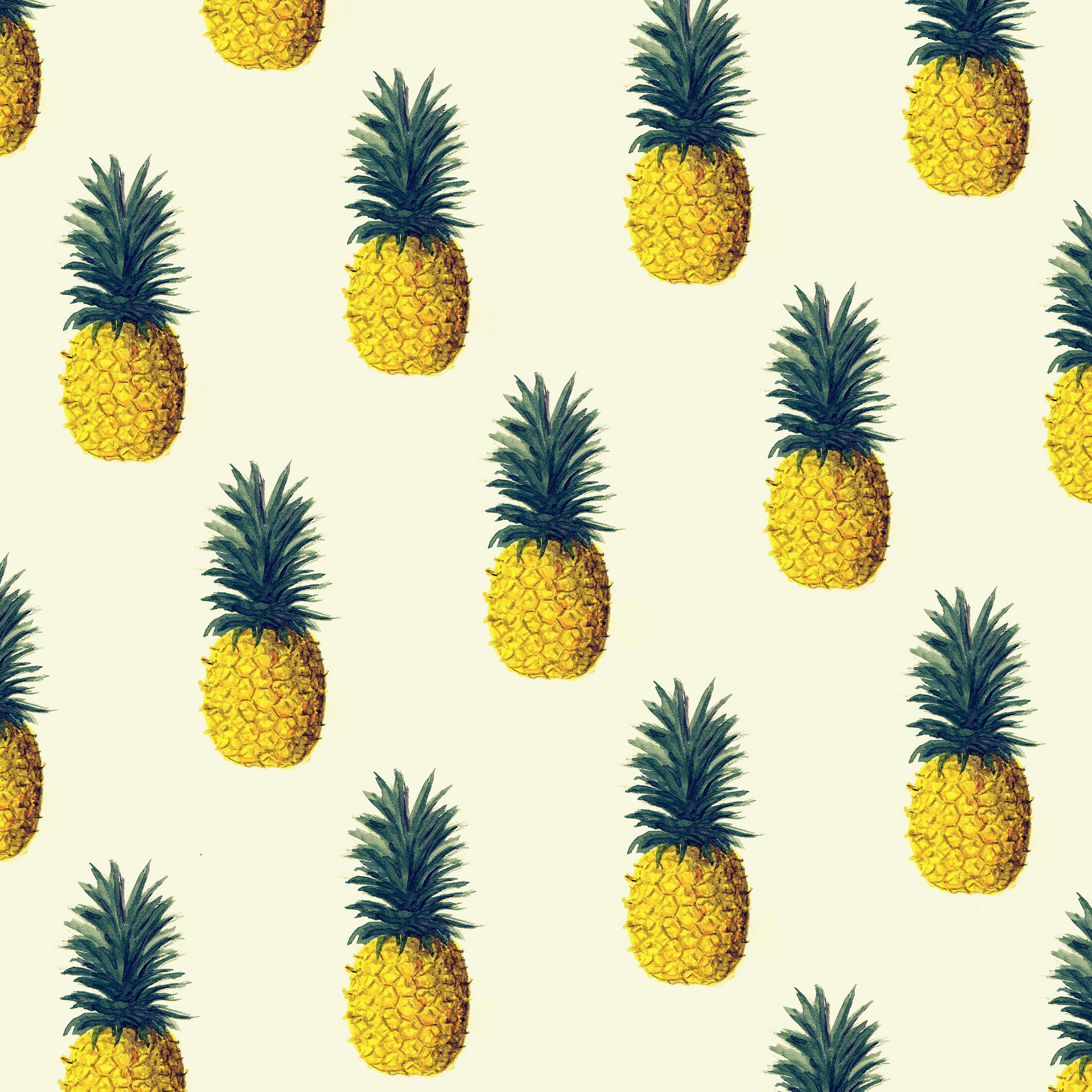 Pineapple With Sunglasses Tumblr Pineapple Pattern Vanessa Vanderhaven Class Ideas