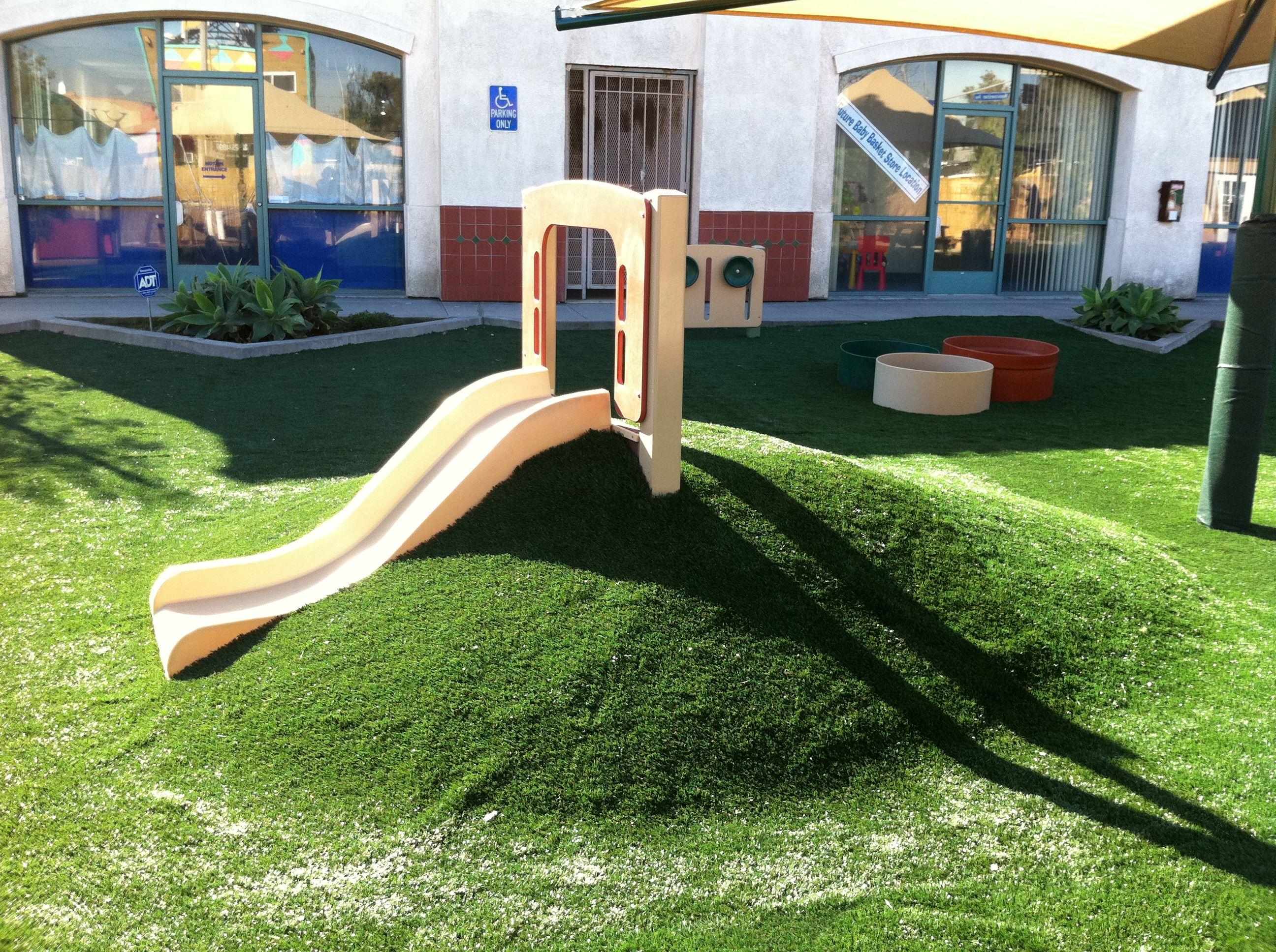 ohmygod. the coolest slide ever. Hill Slide