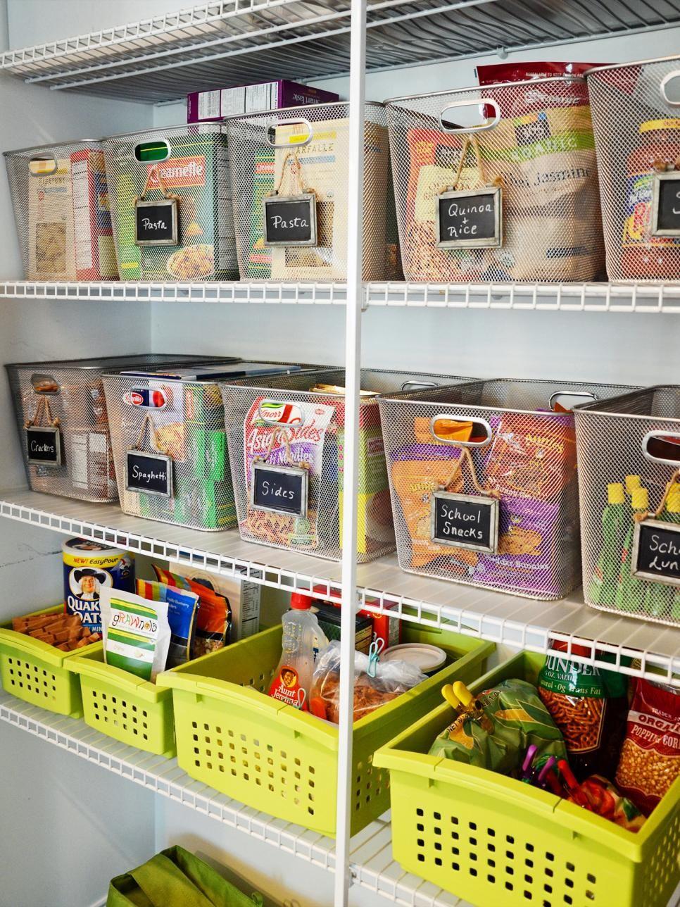 kitchen organization ideas 29 Clever Ways to Keep Your Kitchen Organized