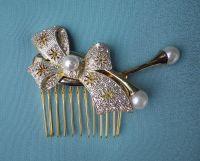 Bridal Hair Combs Ebay | Fade Haircut