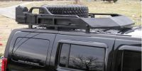 Protype Roof rack - Hummer Forums - Enthusiast Forum for ...