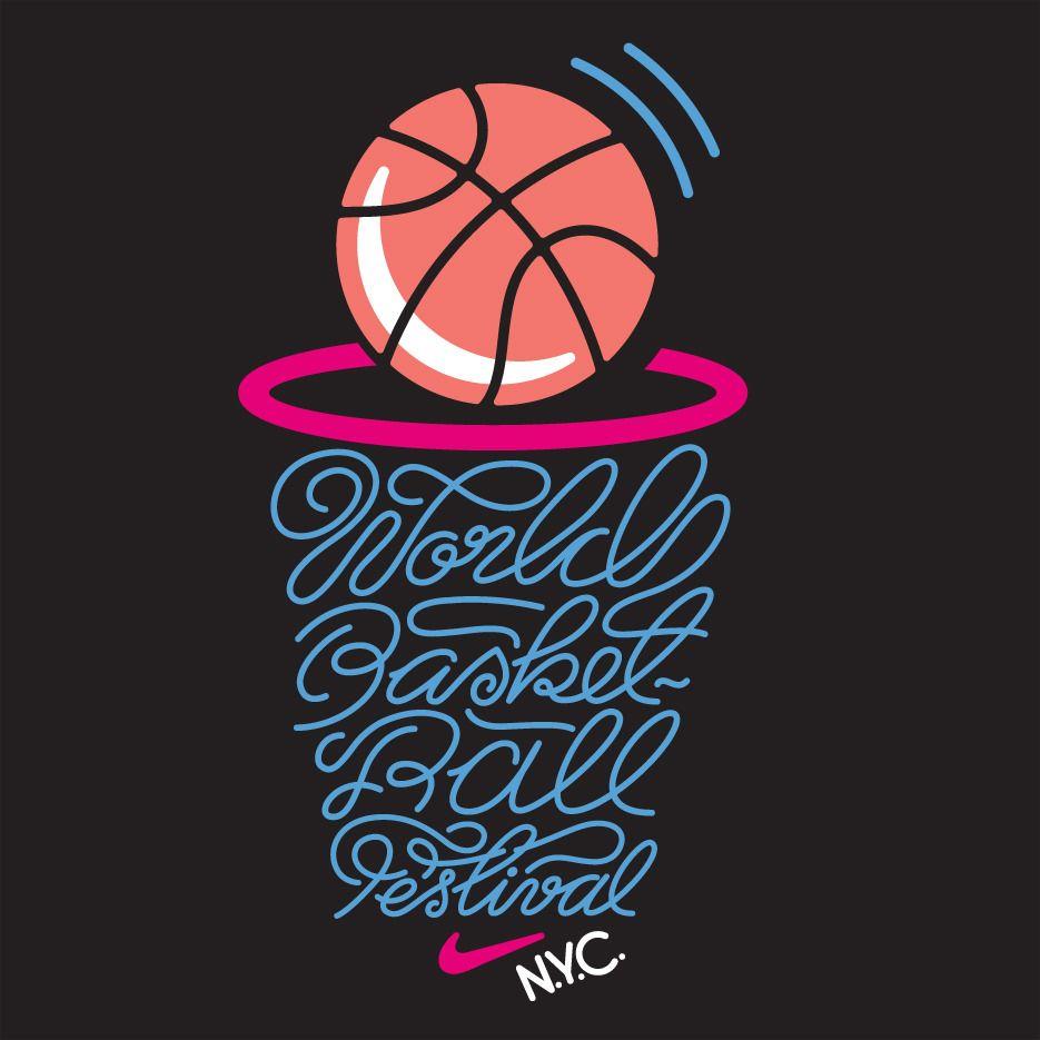 Nike basketball festival t shirt designs for nike rami niemi