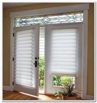 Door Coverings & Ideas For Patio Door Coverings Doors ...