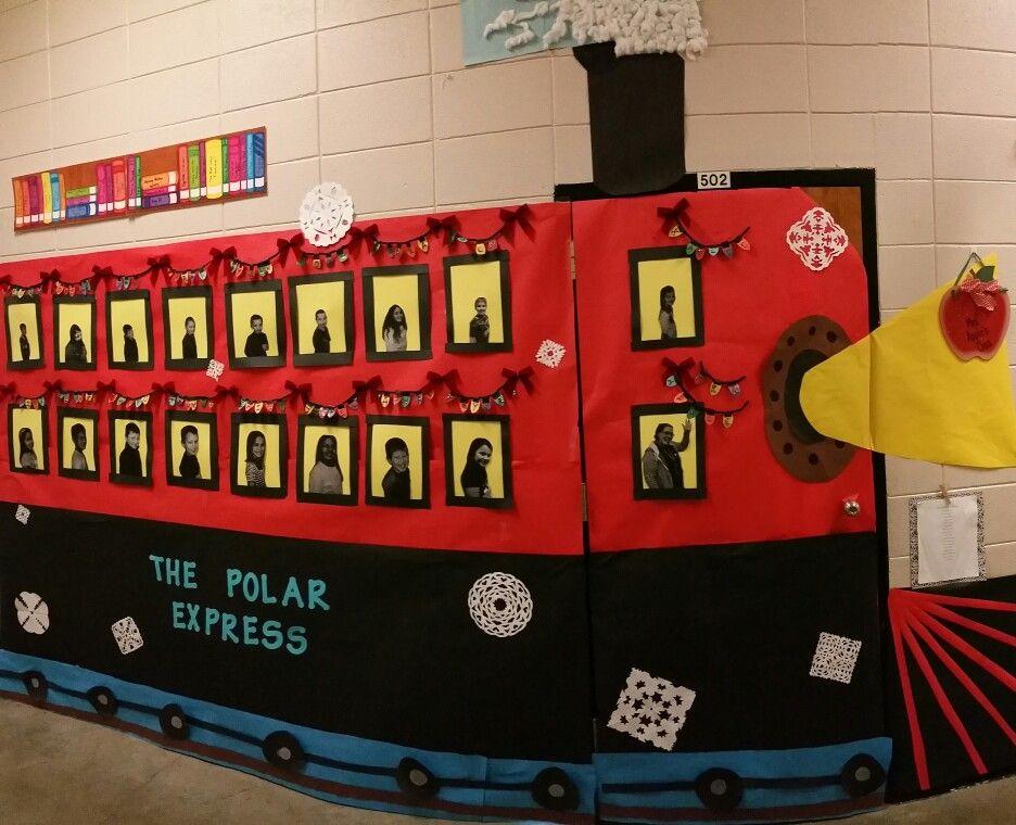 Polar Express Christmas Decorating Ideas