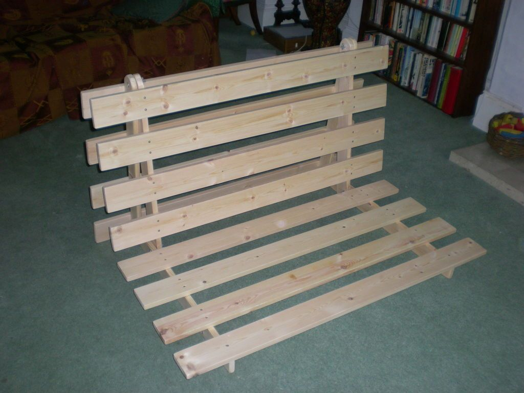 Build A Couch Frame How To Make A Fold Out Sofa Futon Bed Frame Futon Bed