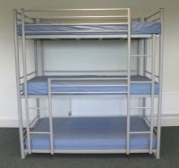 Morpheus Triple Bunk Bed | Bedroom | Redo | Pinterest ...