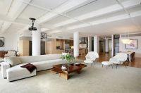 Soho loft living room Contemporary home decor ideas ...