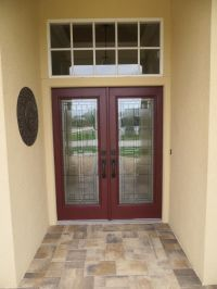 Thermatru Saratoga decorative door glass insert Saratoga ...