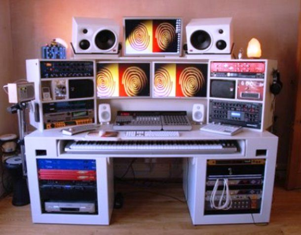 Home Music Studio Decorating Ideas Musik Hemma Pinterest   Home Studio  Design Ideas