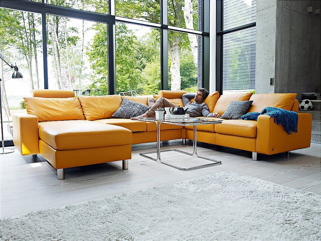 Stressless Sofa E200 Stressless E200 Sofa Click For Larger Image Furniture