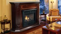 Chesapeake Vent Free Gas Fireplaces by Majestic Products ...