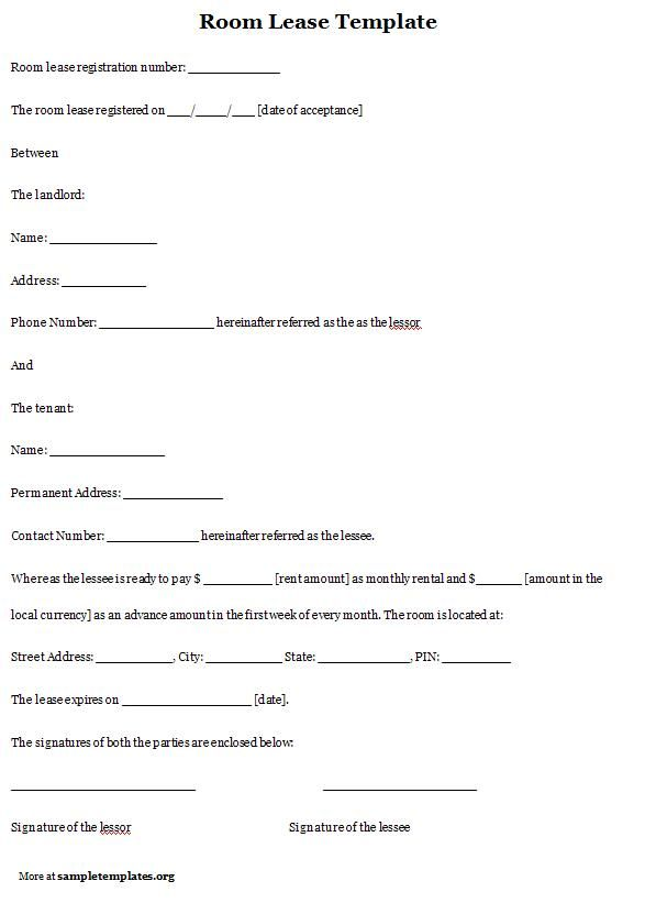 Rental Contract Template 8+ House Rental Contract Forms - Free - house rent contracts