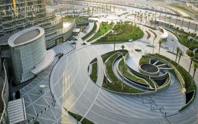 Entry of the Armani Hotel, Dubai | Landscape architecture | Pinterest | Armani hotel, Landscape ...