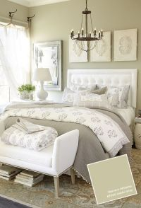 Neutral Bedrooms on Pinterest | Master Bedrooms, Canopy ...